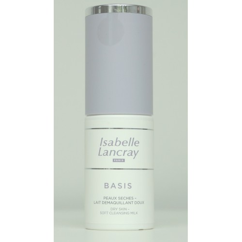 Cleansing Milk - Jautrios veido odos valomasis pienelis ISABELLE LANCRAY, 100 ml