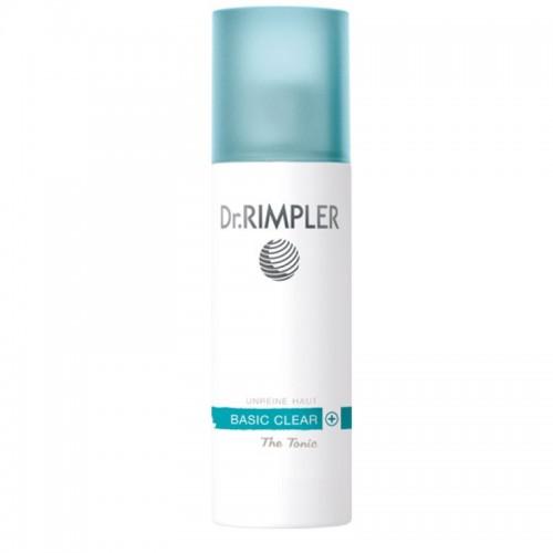 Gaivinamasis riebios ir spuoguotos odos tonikas Dr.Rimpler Basic Clear+ 50ml