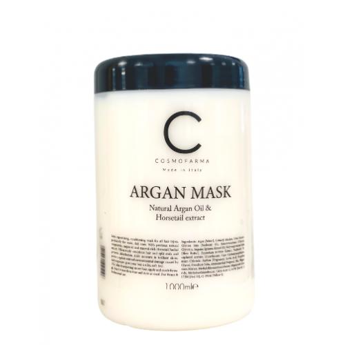 Plaukų kaukė su Argano aliejumi ARGAN 1000ml
