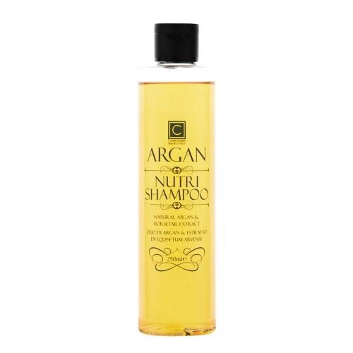 Plaukų šampūnas su arganu ARGAN, 250 ml
