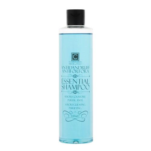 Plaukų šampūnas nuo pleiskanų ESSENTIAL 300ml