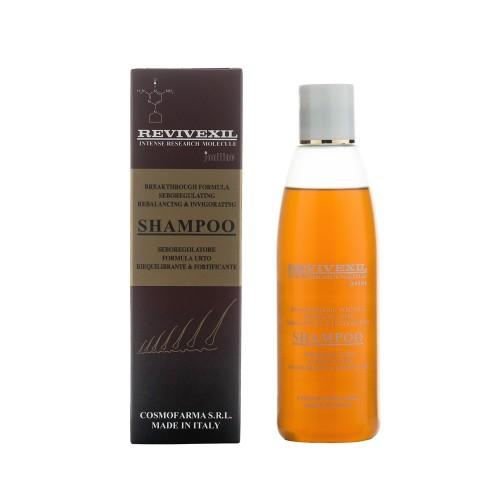 Plaukų šampūnas stabdantis plikimą REVIVEXIL 200ml
