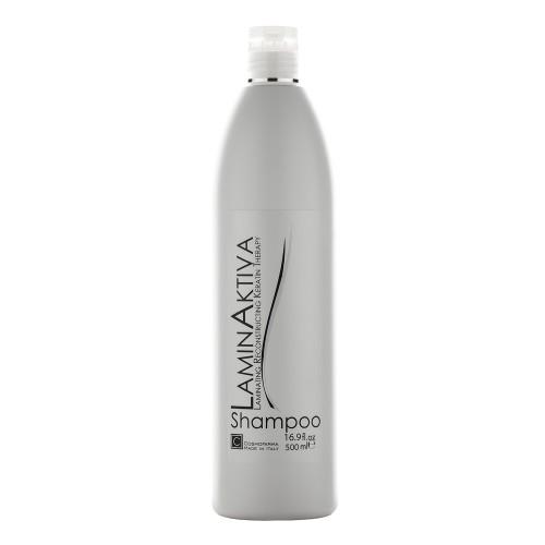 Plaukų šampūnas su keratinu LAMINAKTIVA 500ml