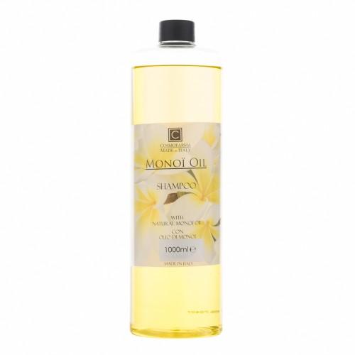 Plaukų šampūnas suteikiantis gyvybingumo MONOI 1000ml