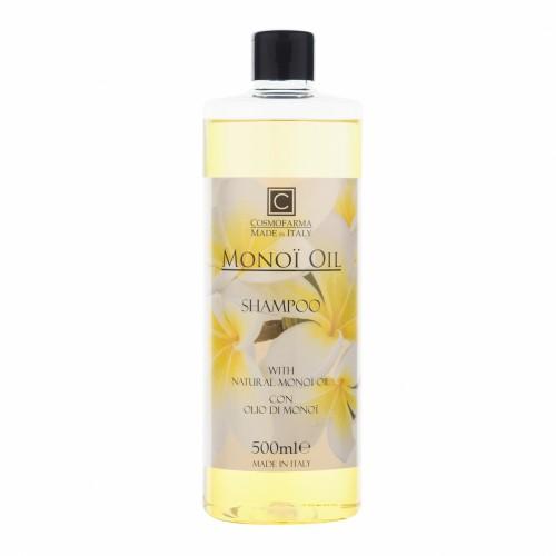 Plaukų šampūnas suteikiantis gyvybingumo MONOI 500ml
