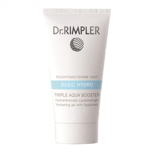 Trigubos drėgmės veido odos gelis Dr.Rimpler 50ml
