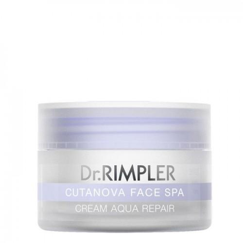 Maitinamasis veido odos kremas su proteinais ir vitaminais Dr.Rimpler 50ml