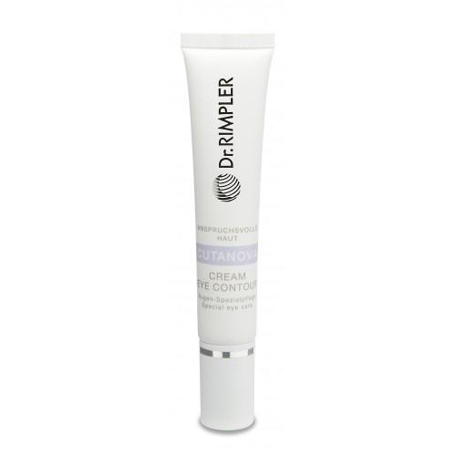 Paakių kontūro kremas Cream Eye Contour Aqua Complete DR.RIMPLER 20ml