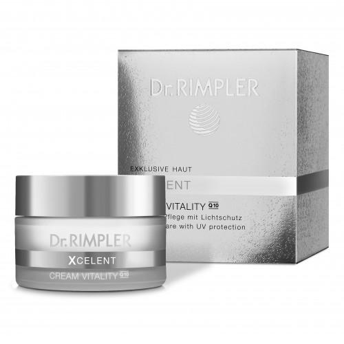 Gyvybingumą praradusios odos kremas DR.RIMPLER 50ml