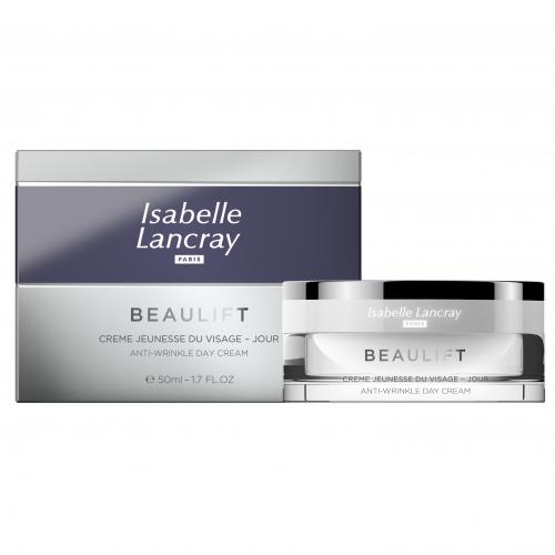 Priešraukšlinis botokso efekto dieninis kremas ISABELLE LANCRAY 50ml