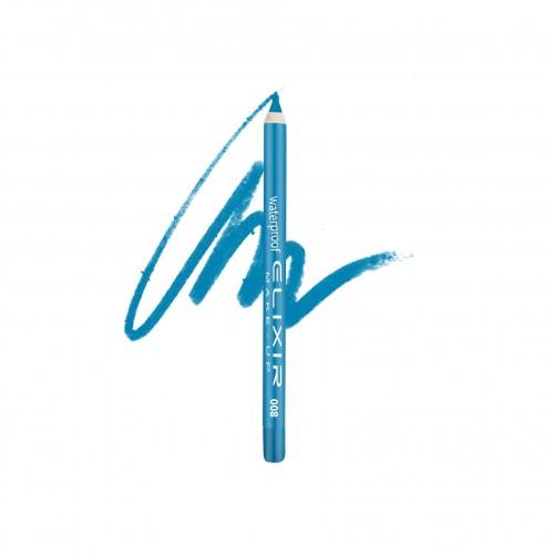 Akių kontūro pieštukas ELIXIR NR.008