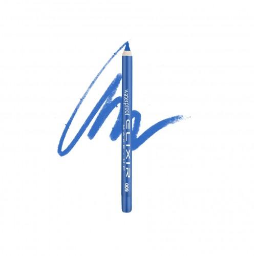 Akių kontūro pieštukas ELIXIR NR.009