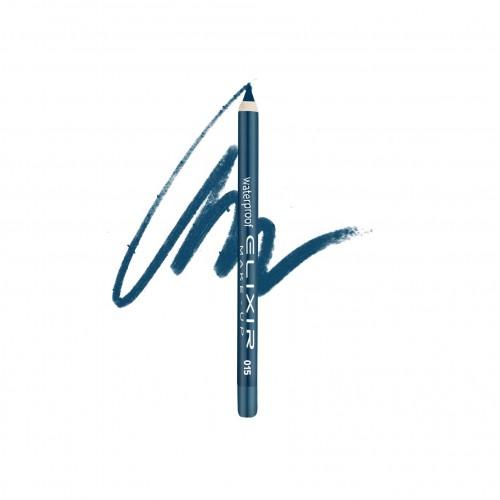 Akių kontūro pieštukas ELIXIR NR.015