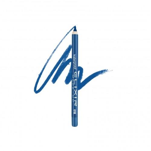 Akių kontūro pieštukas ELIXIR NR.018