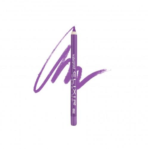 Akių kontūro pieštukas ELIXIR NR.052