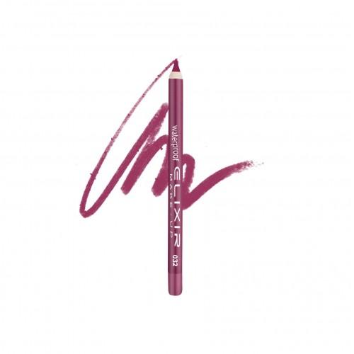 Lūpų kontūro pieštukas ELIXIR NR.32