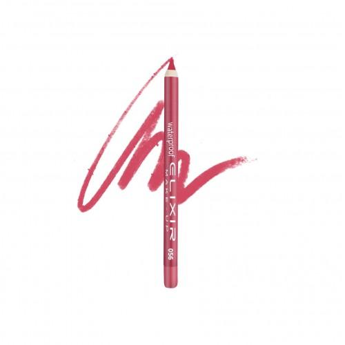 Lūpų kontūro pieštukas ELIXIR NR.56