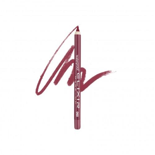 Lūpų kontūro pieštukas ELIXIR NR.60