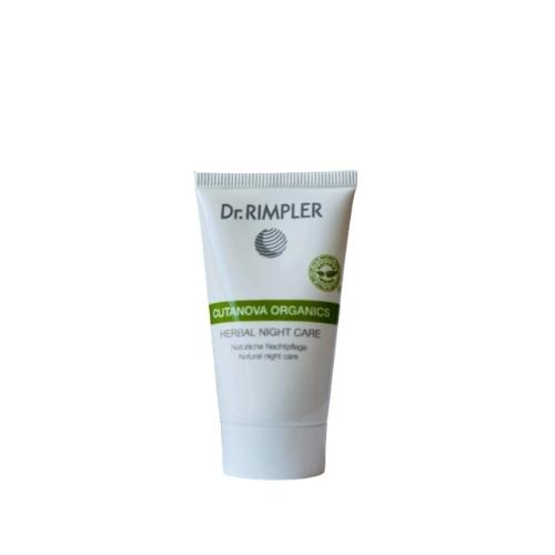 Naktinis jautrios odos kremas  Dr.Rimpler 30ml