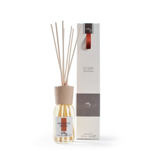 Namų kvapas MY FRAGRANCES, Aromatic Wood, 100 ml