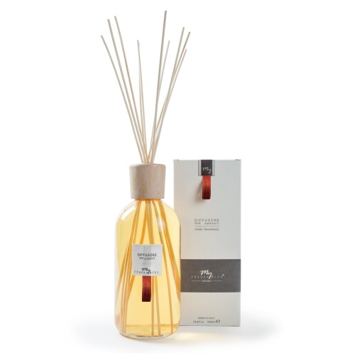 Namų kvapas MY FRAGRANCES Aromatic Wood, 1000 ml