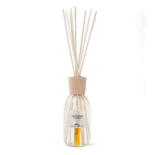 Namų kvapas MY FRAGRANCES, Kiwi & Peach, 250 ml