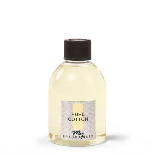 Namų kvapo MY FRAGRANCES Pure cotton, papildymas, 250 ml