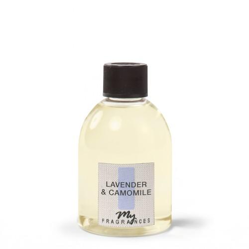 Namų kvapo MY FRAGRANCES Lavender & Camomille, papildymas, 250 ml