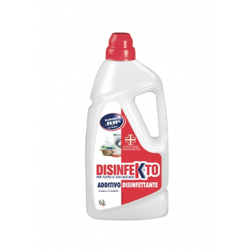 Sanitarinis skalbiklio priedas Disinfekto, 1000 ml
