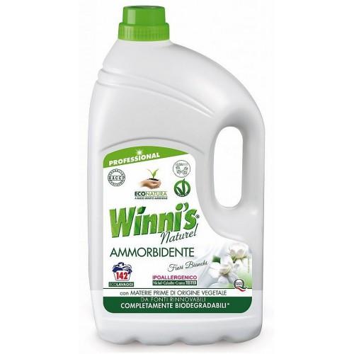 Skalbinių minkštiklis WINNI'S, Baltųjų gėlių aromato, 5000 ml