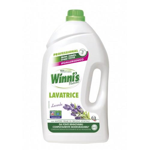 Ekologiškas skalbiklis WINNI'S Levandų aromato 100 sk. 5000ml