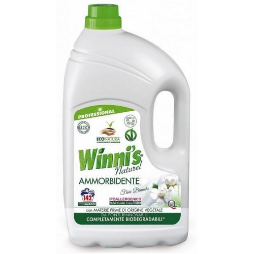 Ekologiškas skalbinių minkštiklis WINNI'S Baltųjų gėlių aromato 5000ml