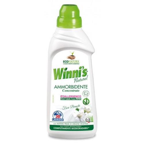 Skalbinių minkštiklis WINNI'S, Baltųjų gėlių aromato, 750 ml